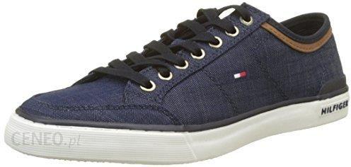 d8f4efe7681ed Amazon Tommy Hilfiger męski Core materiał Mix Sneaker
