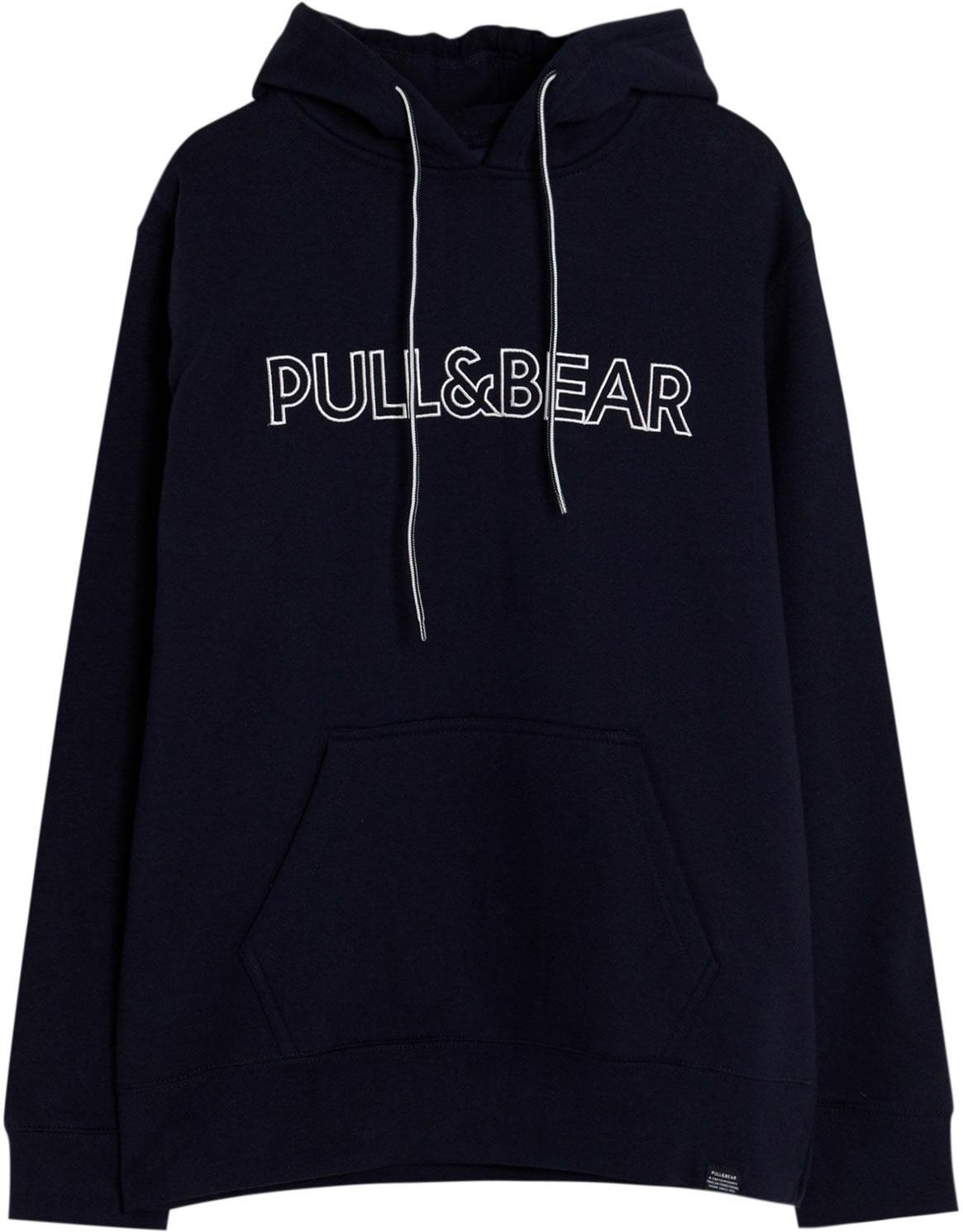 bluza z kapturem damska pull and bear