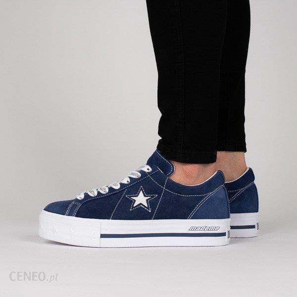 8f1a6011e33cc Buty damskie sneakersy Converse One Star Platform OX