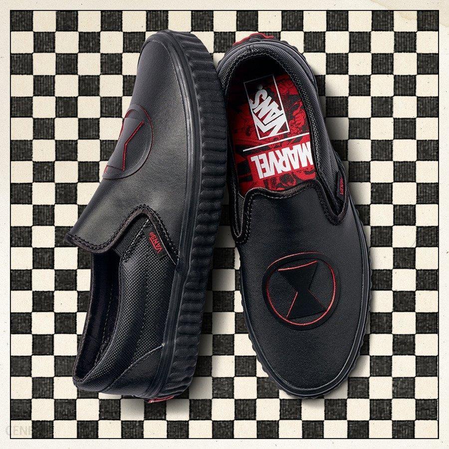 084a339f5b40d Vans X Widow On Sneakersy Va38f7u7k Black Opinie I Czarny Damskie Slip  Marvel Ceneo Classic pl ...