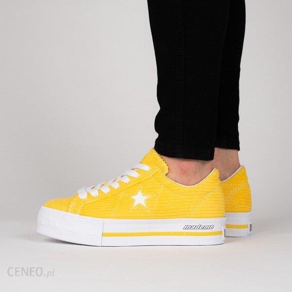 ... sale uk 53618 59403 Buty damskie sneakersy Converse One Star Platform OX  ... 22dfc34aa