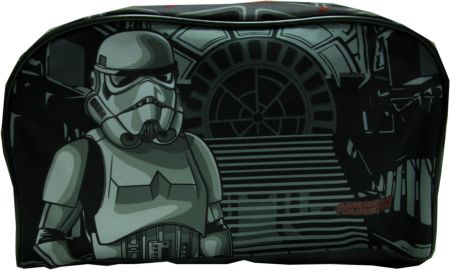 American Tourister Kosmetyczka New Wonder 27C 18 018 Star Wars Storm Trooper f56f764f77f9f