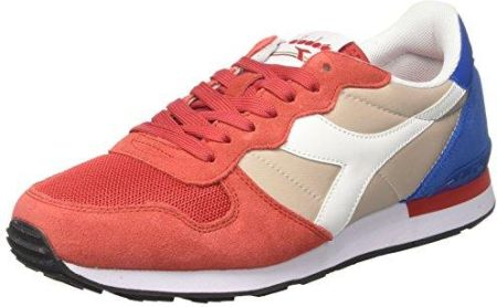 save off 378a7 473c2 Amazon diadora męskie buty Camaro gimnastyka - czerwony - 43 EU