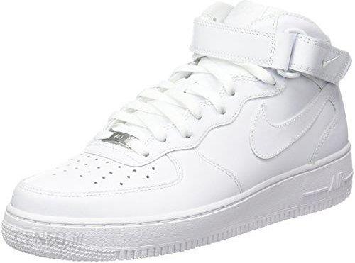 Buty do koszykówki męskie Nike Air Force 1 '07 Mid LV8 białe