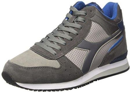 best sneakers 0fed0 b363c Amazon diadora męska Malone Mid S Sneakers - szary - 42 EU