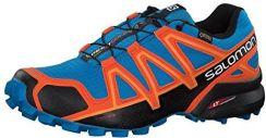Amazon Salomon męski Speed Cross Vario 2, syntetyktkanina, buty do trail runningu niebieski 43 13 EU Ceneo.pl