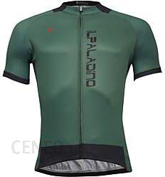 ILPALADINO Men s Short Sleeve Cycling Jersey - Dark Green Bike Jersey 29d7829bb