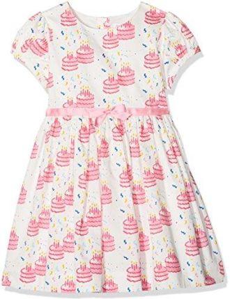 84ddf45445 Amazon Rachel Riley sukienka dziewczęca Birthday Cake Party Dress - 4 lata