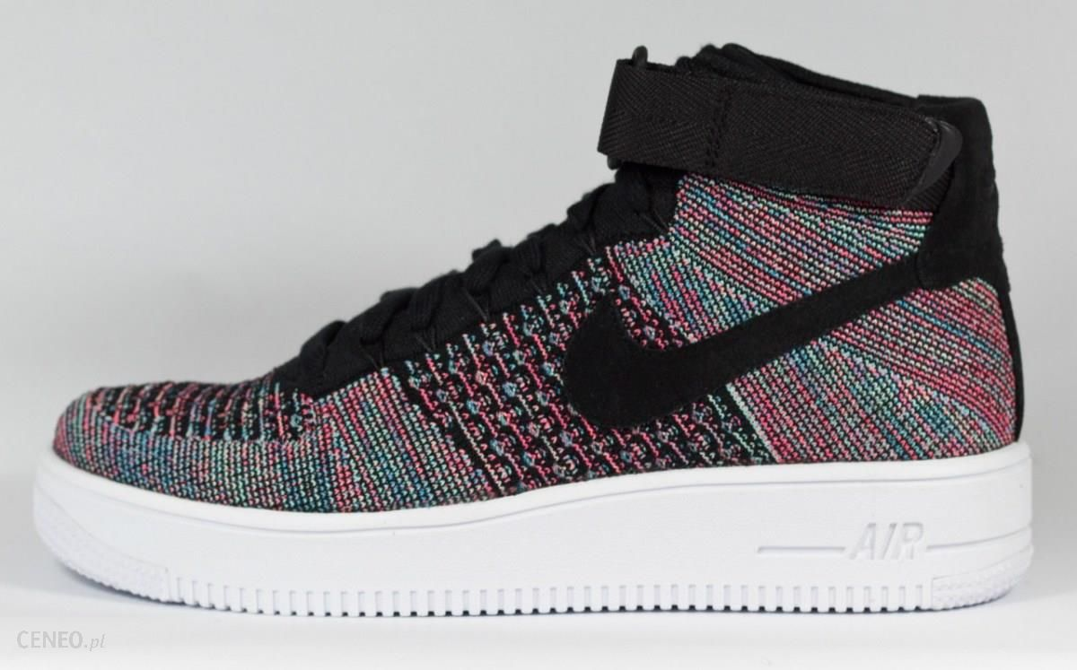 BUTY NIKE AIR FORCE 1 ULTRA FLYKNIT MID 817420 003