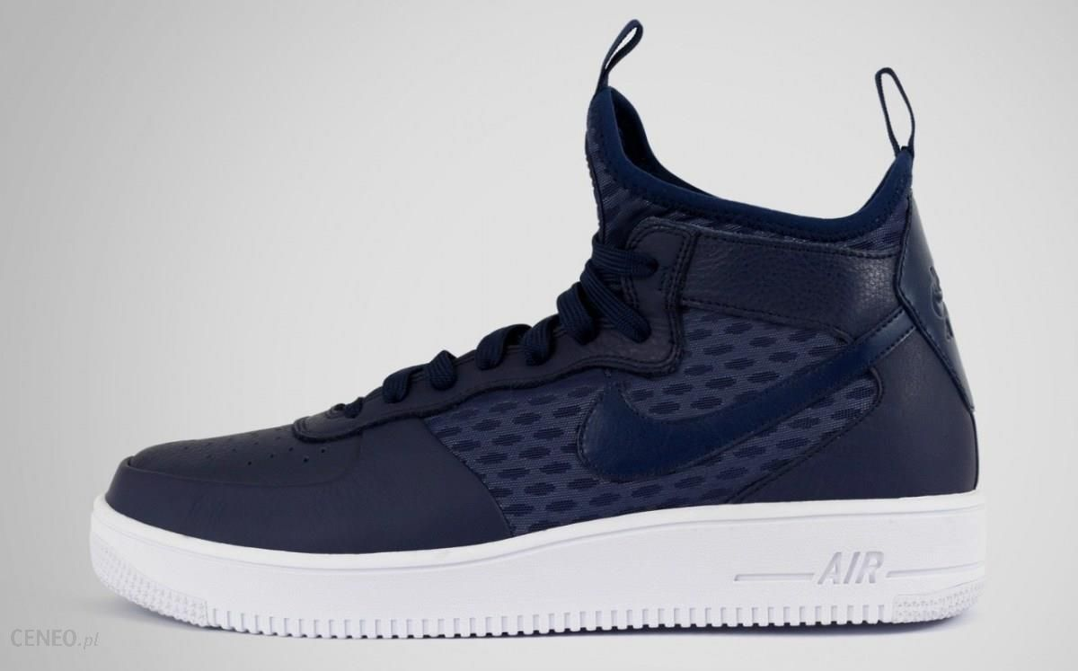 the latest df1f1 ae911 BUTY NIKE AIR FORCE 1 ULTRAFORCE MID 864014-400 - Ceny i opinie ...