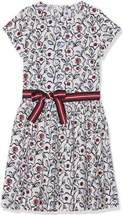 1480f2d773 Sukienka dziewczęca z dzianiny 3K3508 - Ceny i opinie - Ceneo.pl