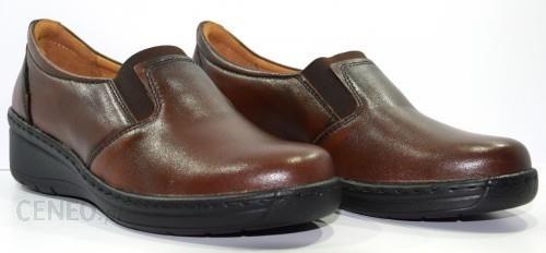 2d456233 Obuwie damskie mokasyny pantofle buty modne wygodne skórzane polskie  Wiel-But 191 - zdjęcie 1