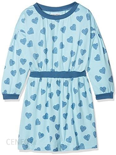 Amazon phister & Philina dziewcząt karo Line Scribble sukienka Organic 128 Ceny i opinie Ceneo.pl