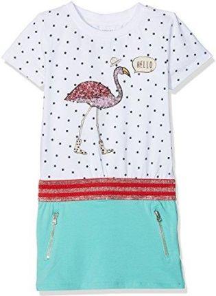 c47a0940a7 Amazon Free Fisher dziecięce dziewczęce sukienka koronkowa z wzorem ...