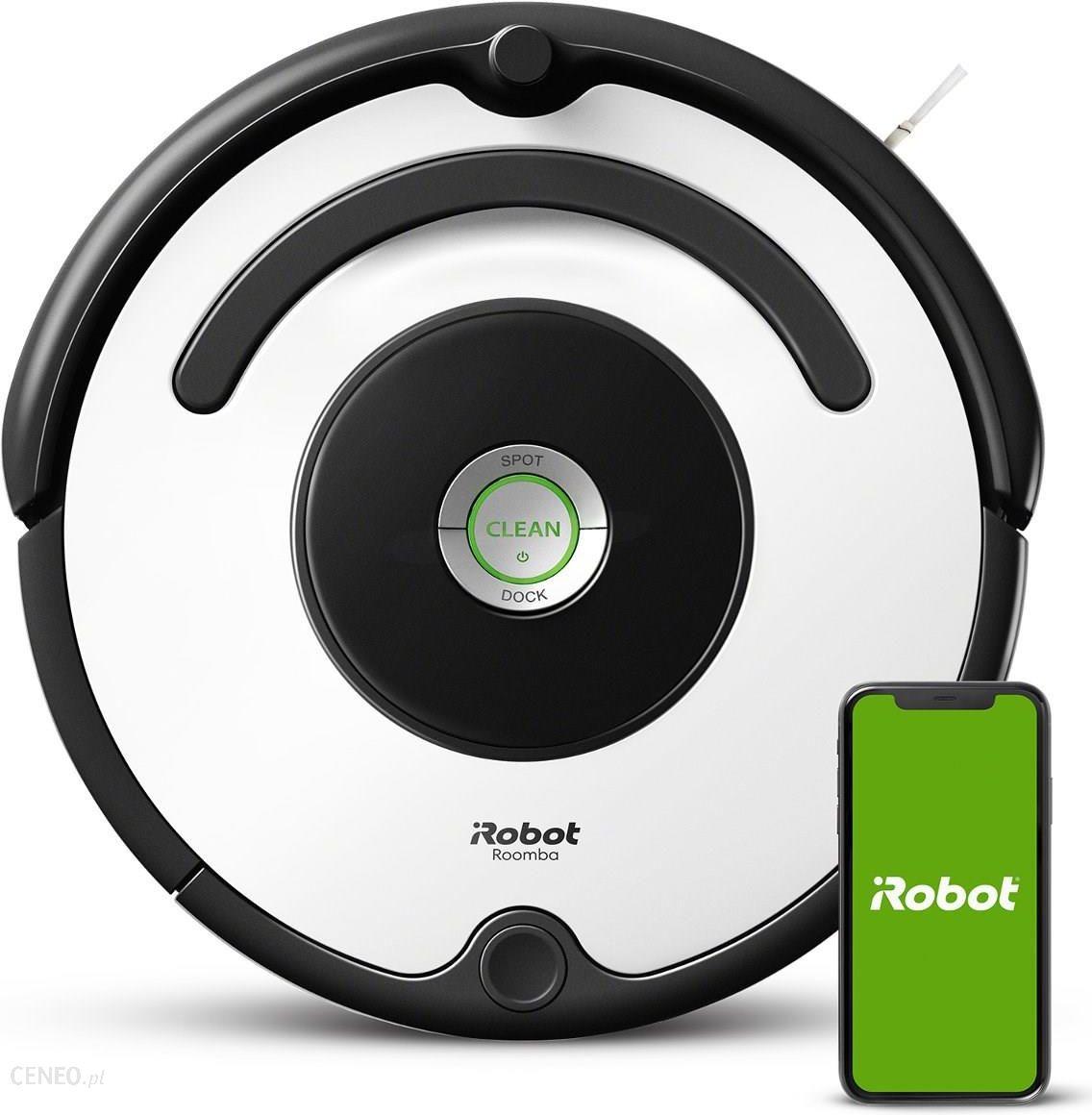 Odkurzacz Irobot Roomba 675 Opinie I Ceny Na Ceneopl