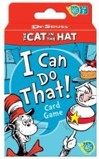 Ravensburger Dr. Seuss The Cat in the Hat I Can Do That! Activity Card Game (RV60001025ST)