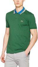 5ccb0170a Amazon Lacoste Koszulka polo mężczyźni, kolor: zielony - Ceneo.pl