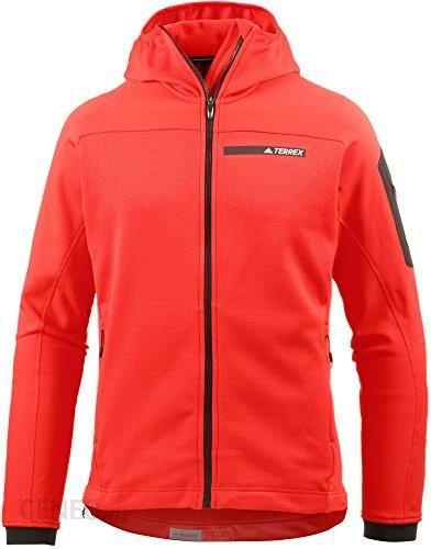 Amazon Adidas męski TERREX Stock Horn bluza z kapturem kurtka kurtka polarowa, 50