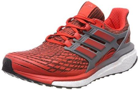 new style cb430 54fea ... switzerland amazon adidas buty do biegania energy boost aw17 czerwony  ed695 a498c