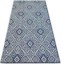 Dywan KOMFORT MODERN Rosette Blue 80x150 ROOMZONE kup