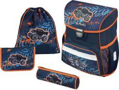 9add43691422b Herlitz Plecak Motivrucksack Butterfly Dreams Granatowy (50014705)