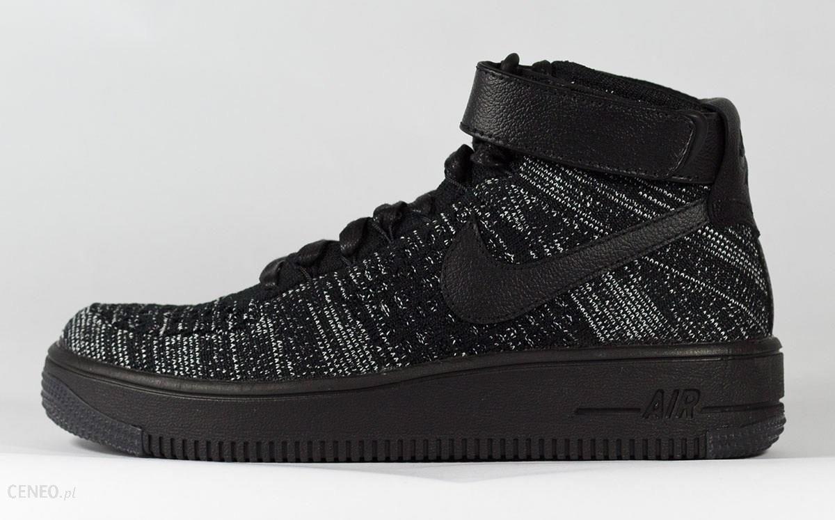 Buty damskie sneakersy Nike Air Force 1 Flyknit 818018 002