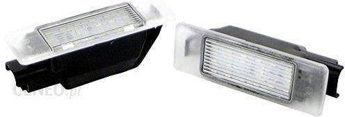 Amazon 2 X Oświetlenie Tablicy Rejestracyjnej Citroen C2 C3 C4 C5 C6 C8 Jumpy Led