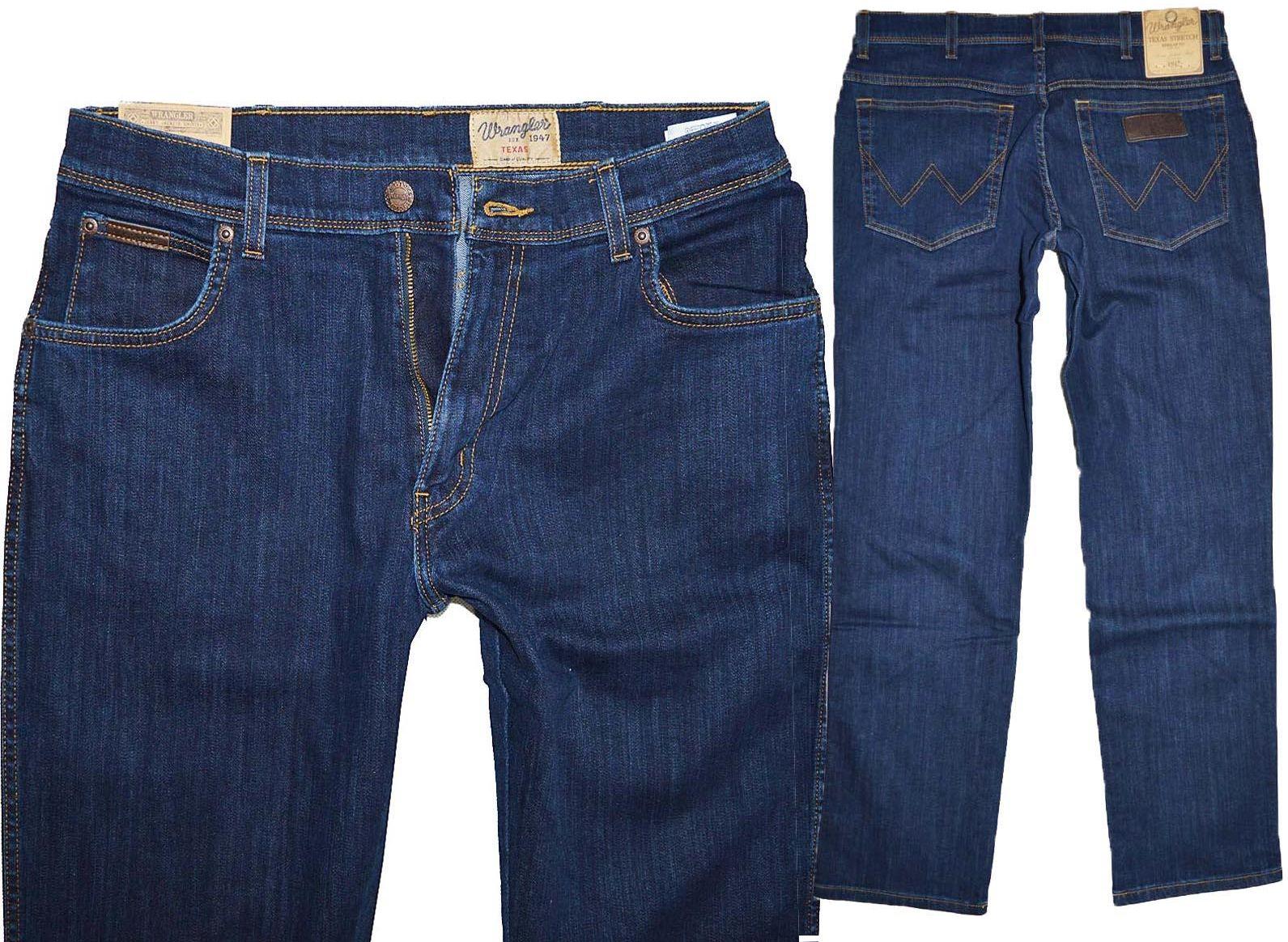 849301a5917bdc Wrangler Spodnie Texas Stretch W121-R2-49R W32 L34 - Ceny i opinie ...