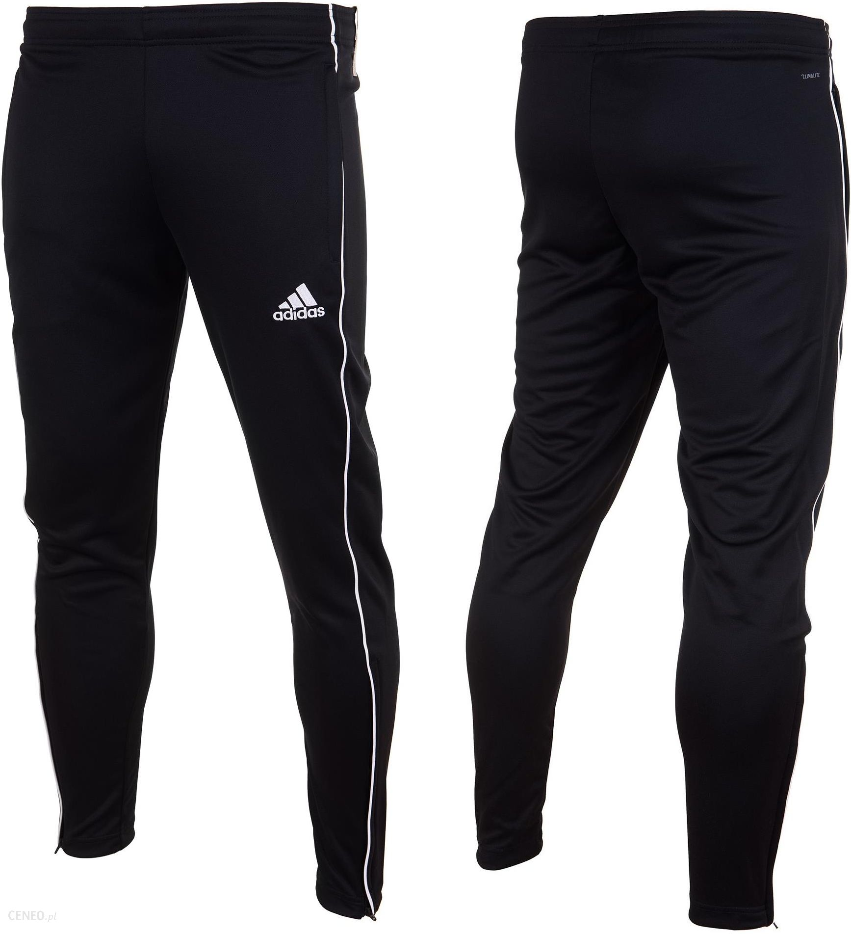 Adidas Spodnie Dresowe Junior Core 18 CE9034 r 140 Ceny i opinie Ceneo.pl