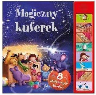 95050e5580 Olesiejuk Magiczny Kuferek. 8 Czarownych Dźwięków - Ceny i opinie ...