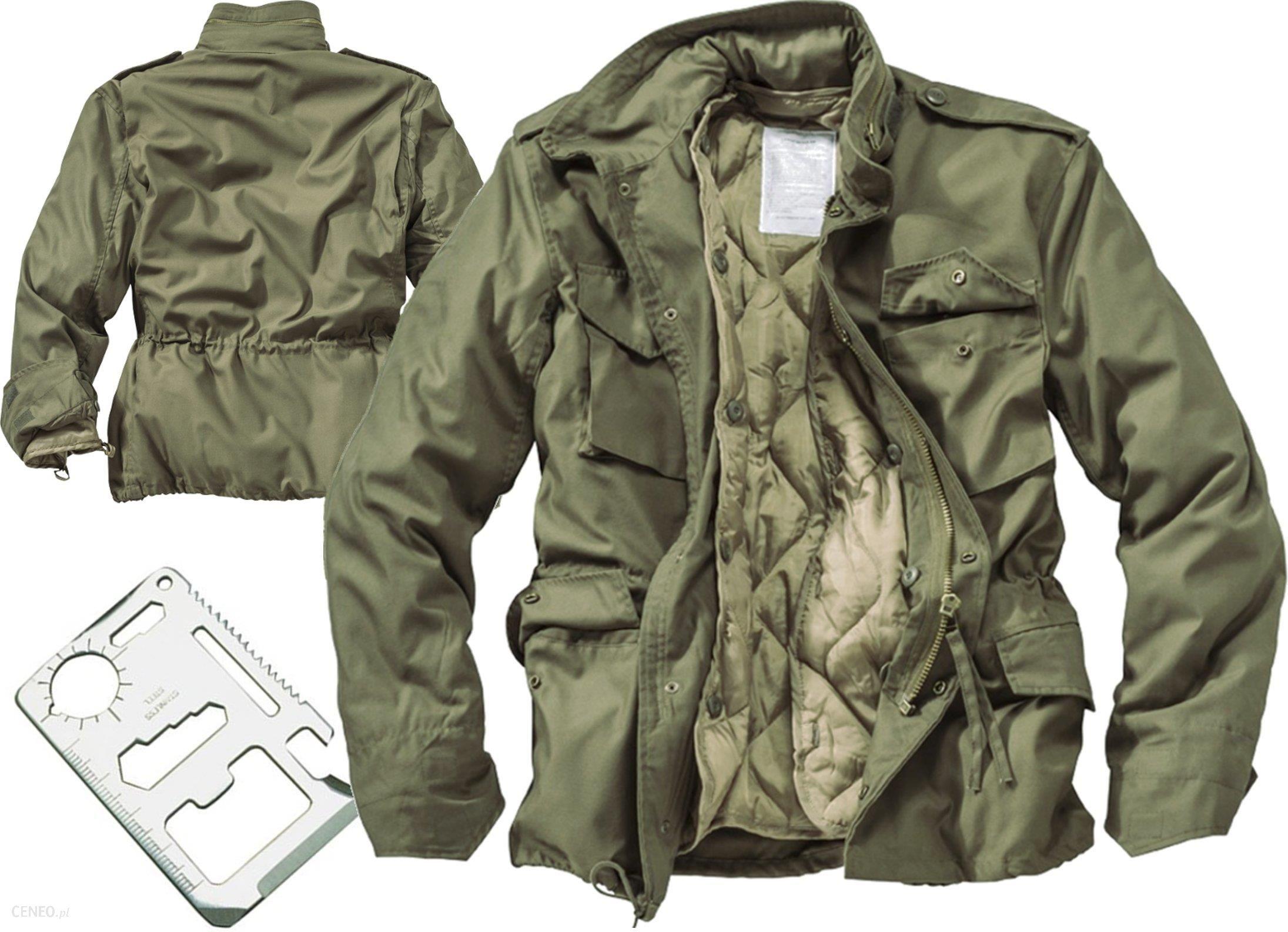 Kurtka M65 Fieldjacket 2w1 Parka Surplus Lotus XXL Ceny i opinie Ceneo.pl