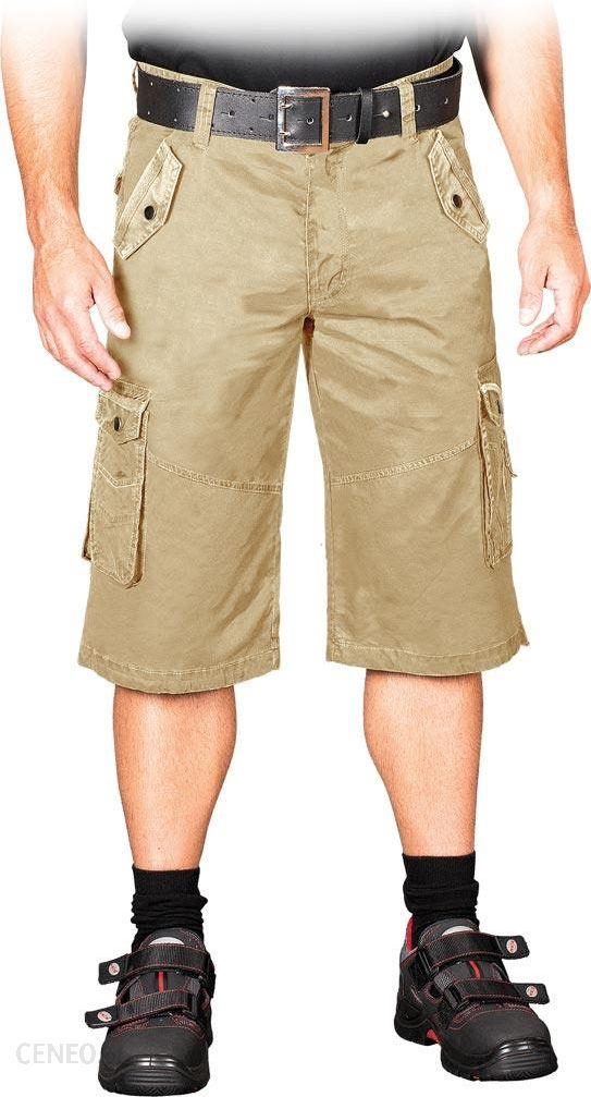 2d265acbcbf1e Krótkie spodnie męskie 7 kieszeni 100% bawełna L - Ceny i opinie ...