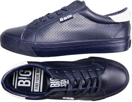 Buty Big Star damskie trampki czarne BB274212 40 Ceny i
