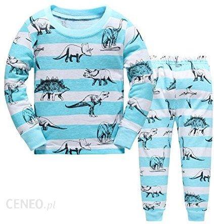 c5bc2fd174f7af Amazon Baby Pyjama bawełna dla małych dzieci chłopcy dzieci syrena bielizna  nocna Bielizna Nocna pidżamy zestaw