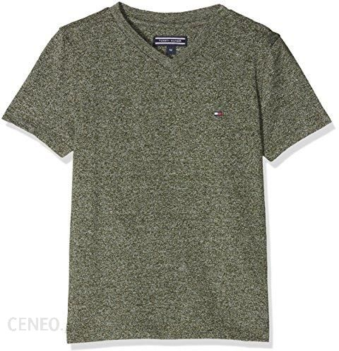 1f5406de Amazon Tommy Hilfiger chłopcy T-Shirt AME Basic Jaspe VN Tee S/S ...
