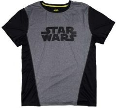 T-shirt męski sportowy Star Wars 5O34CO Star Wars Star Wars