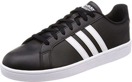 buy popular fa5d8 f62a0 Amazon Adidas męski Cloud Foam Advantage Sneaker - czarny - 41 13 EU