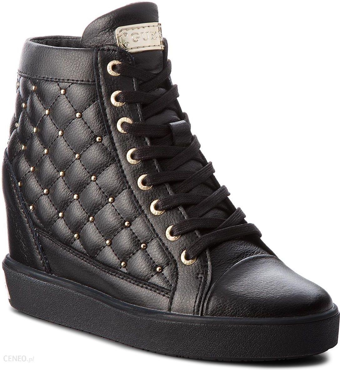 Sneakers GUESS FLFRR3 LEA12 BLACK