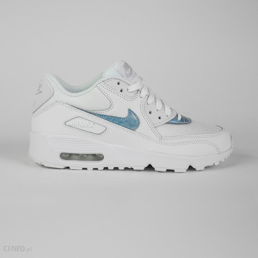 Buty Nike Air Max 90 Mesh (GS) (833340 107) Ceny i opinie Ceneo.pl