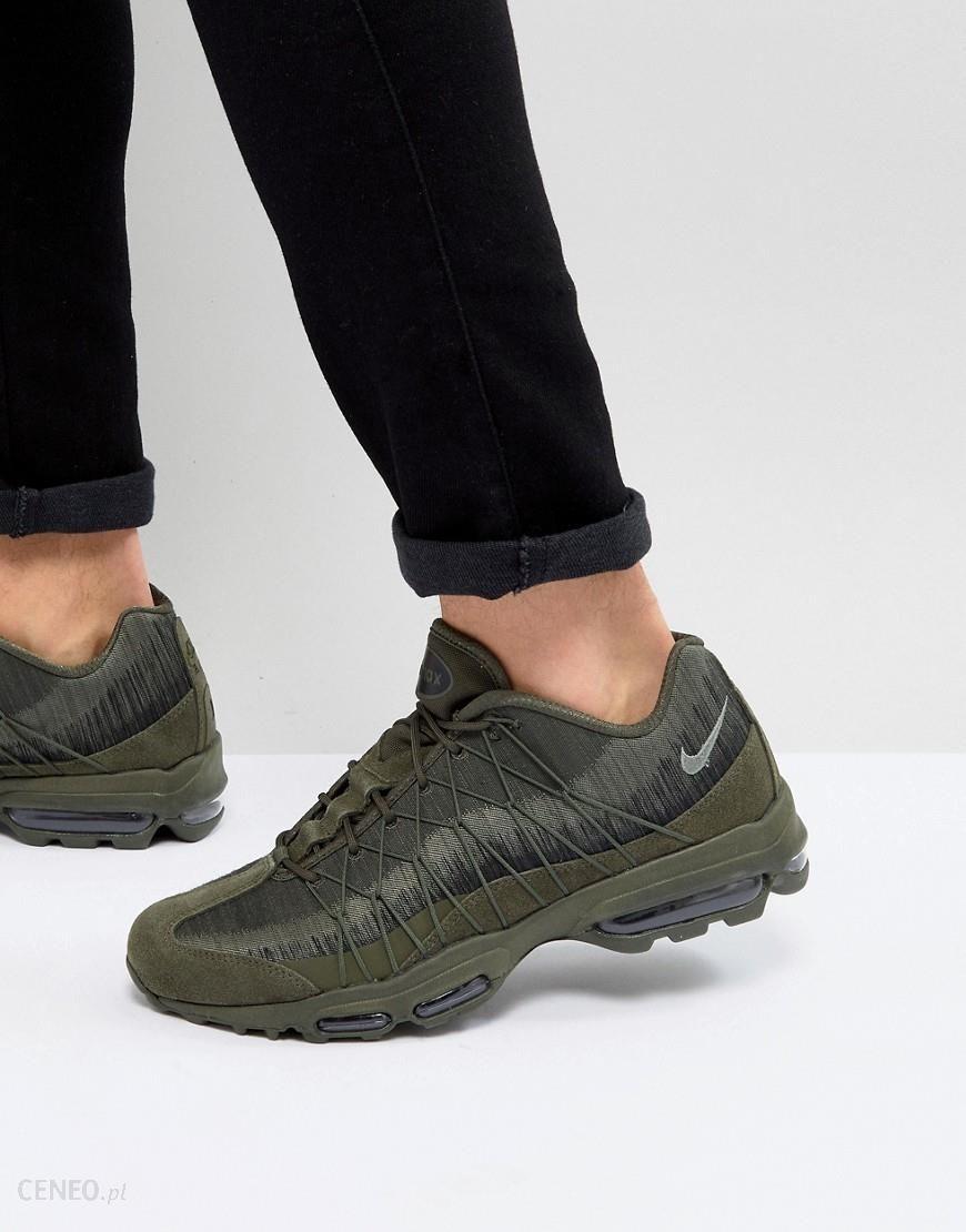 Buty męskie Nike Air Max Plus Jacquard Khaki Ceny i