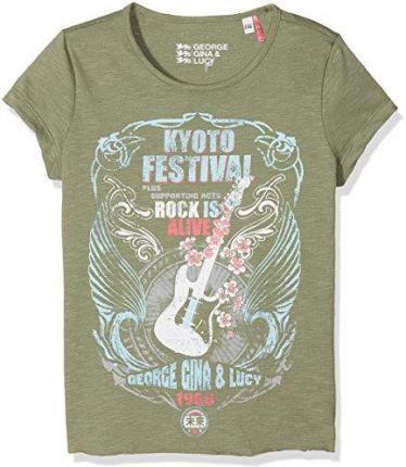 09ca3811e Amazon George Gina & Lucy Girls T-Shirt dla dziewczynki - 176. Bluzka  dziecięca ...