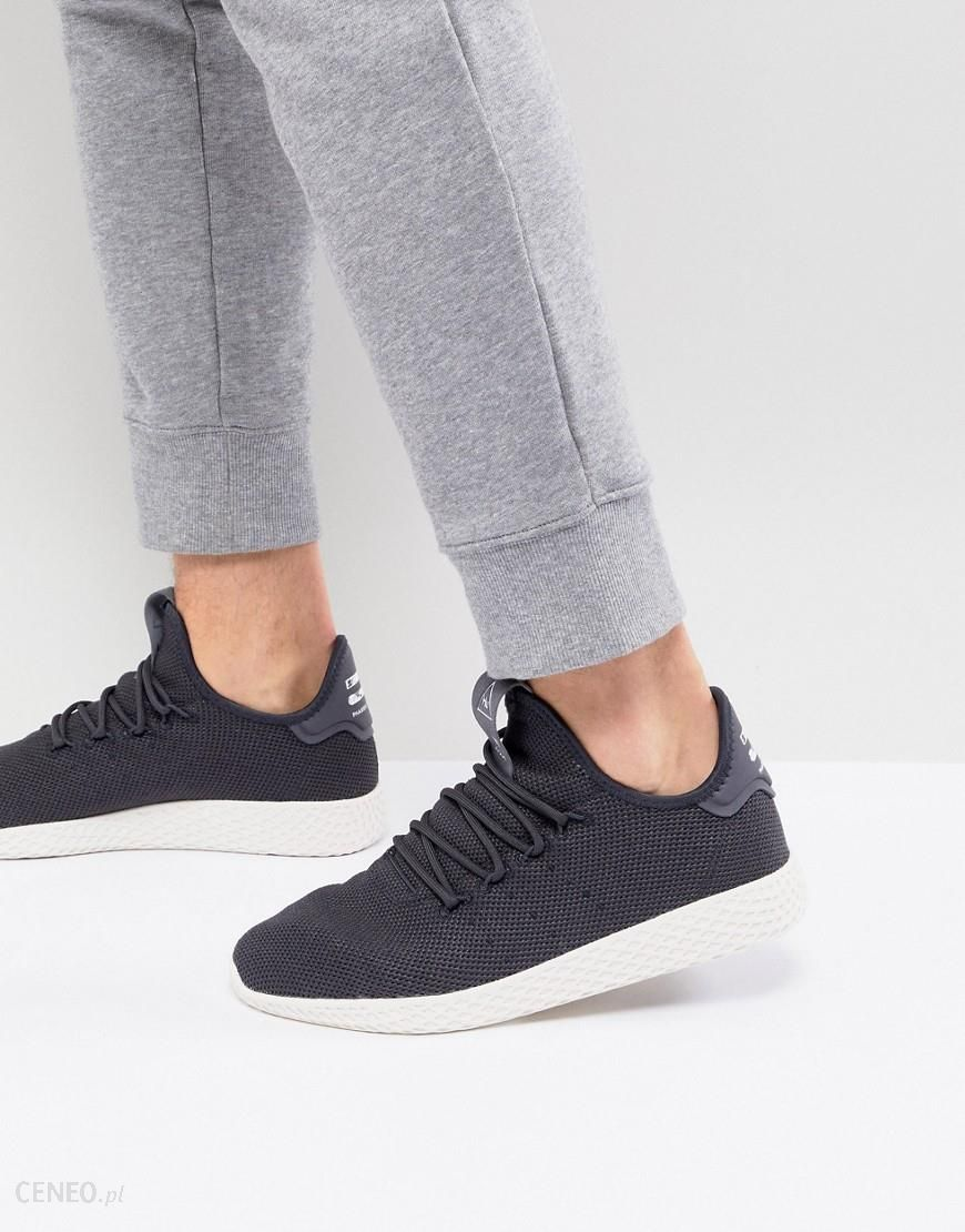 0def9440db577 adidas Originals x Pharrell Williams Tennis HU Trainers In Grey CQ2162 -  Grey - zdjęcie 1