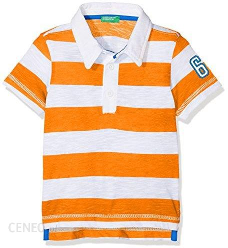 United Colors of Benetton Baby Girls H//S Polo Shirt