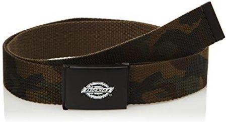 4823740997d68 Amazon Dickies męski pasek Streetwear Belt orcutt, kolor: różnokolorowy  (Camouflage Cf) ,