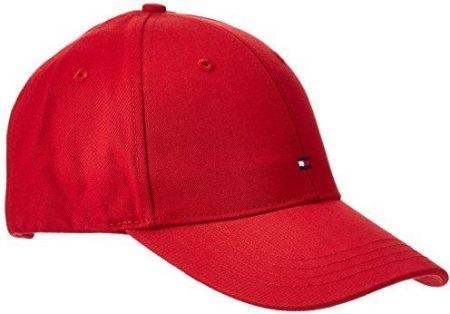 00fb4de41b5b97 Amazon Tommy Hilfiger męski Baseball Cap Classic BB Cap, kolor: czerwony ,  rozmiar:
