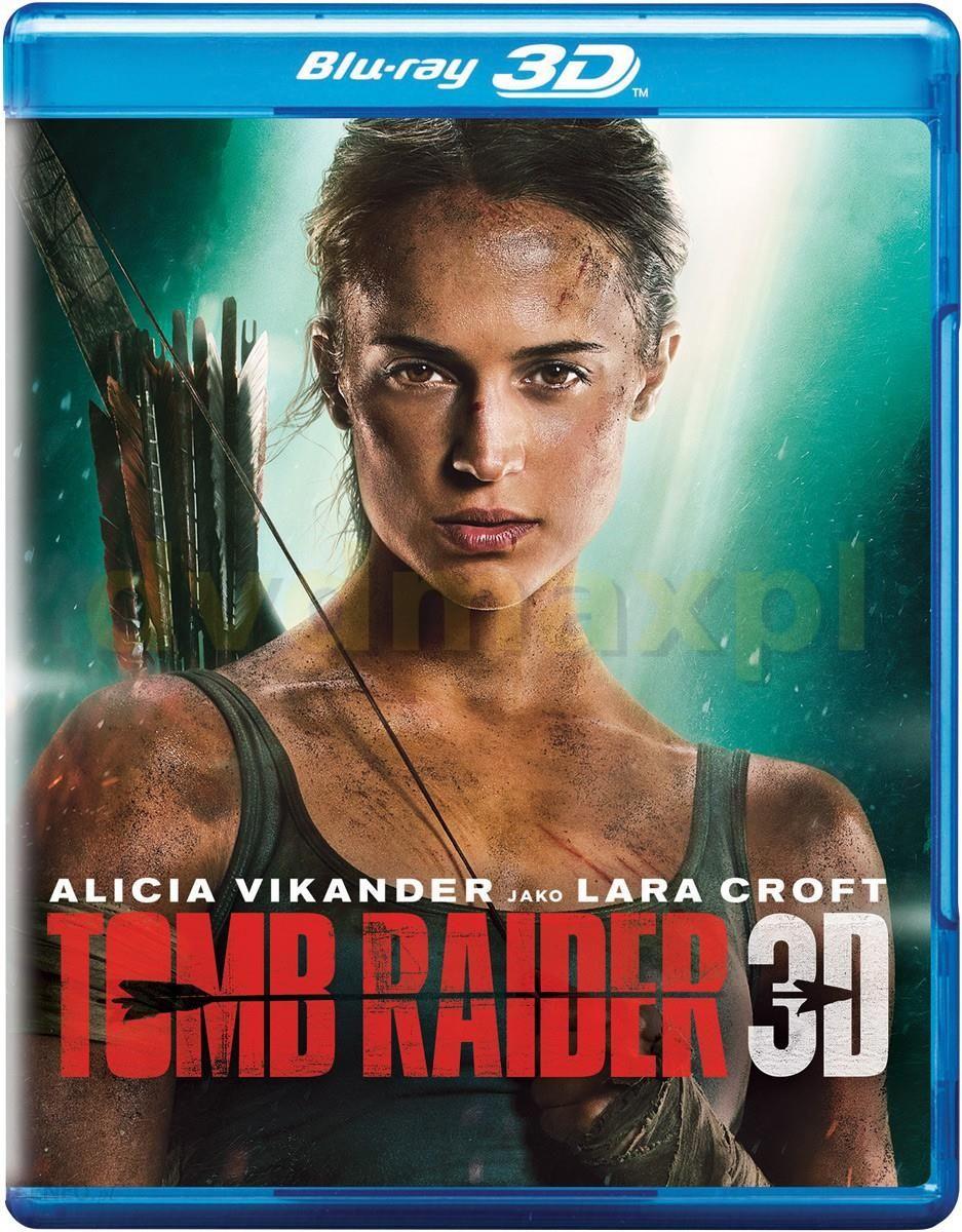 Tomb Raider 3D [Blu-Ray 3D]+[Blu-Ray]