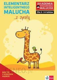 Elementarz Inteligentnego Malucha Z żyrafą