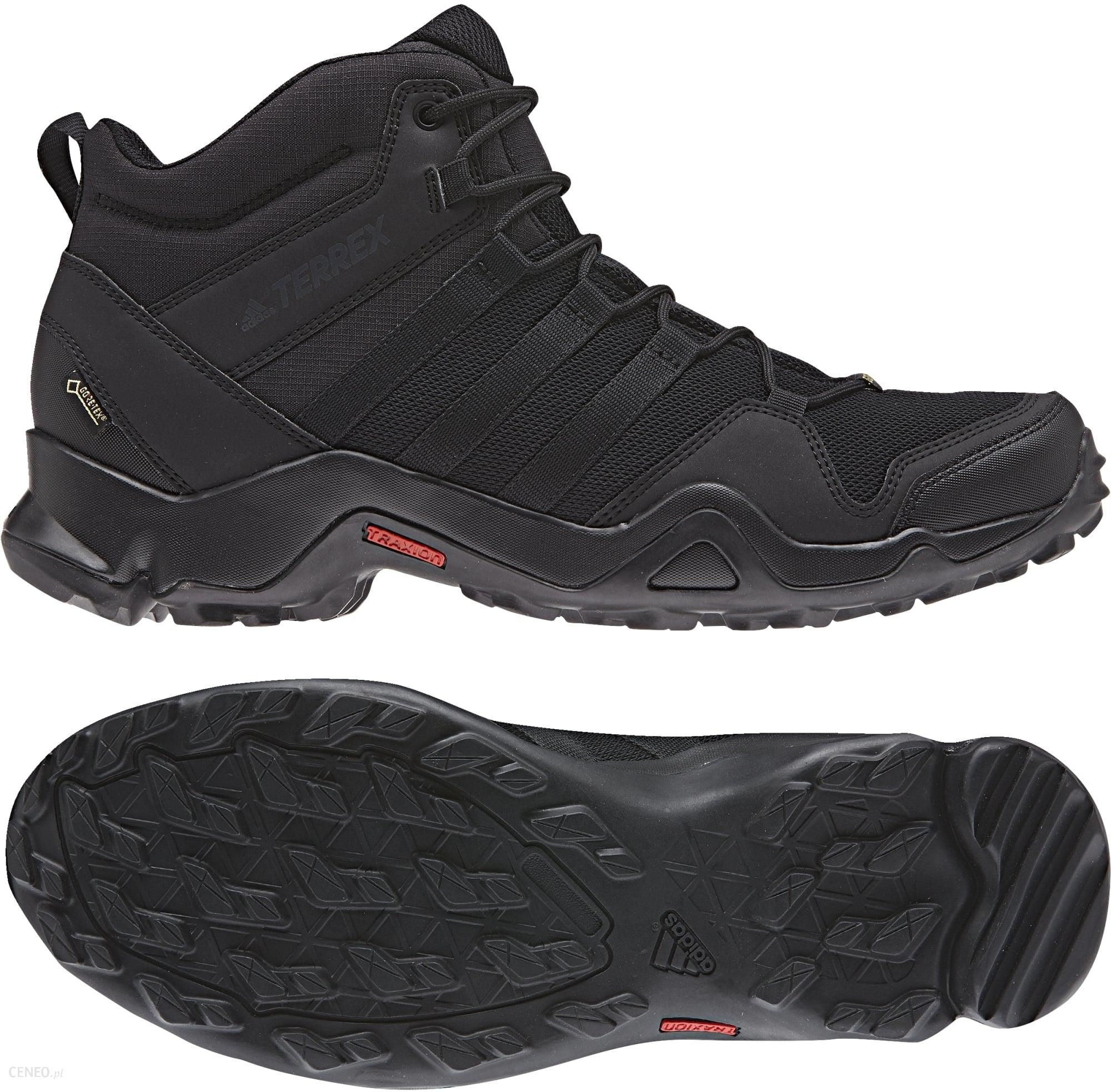 Buty trekkingowe Adidas Terrex AX2R Mid GTX CM7697