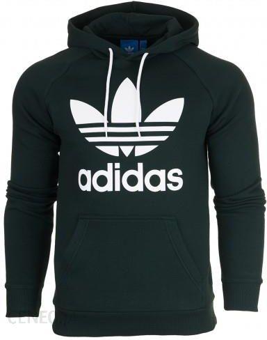 Bluza Adidas meska bawelniana Originals Trefoil BR4183 Ceny i opinie Ceneo.pl