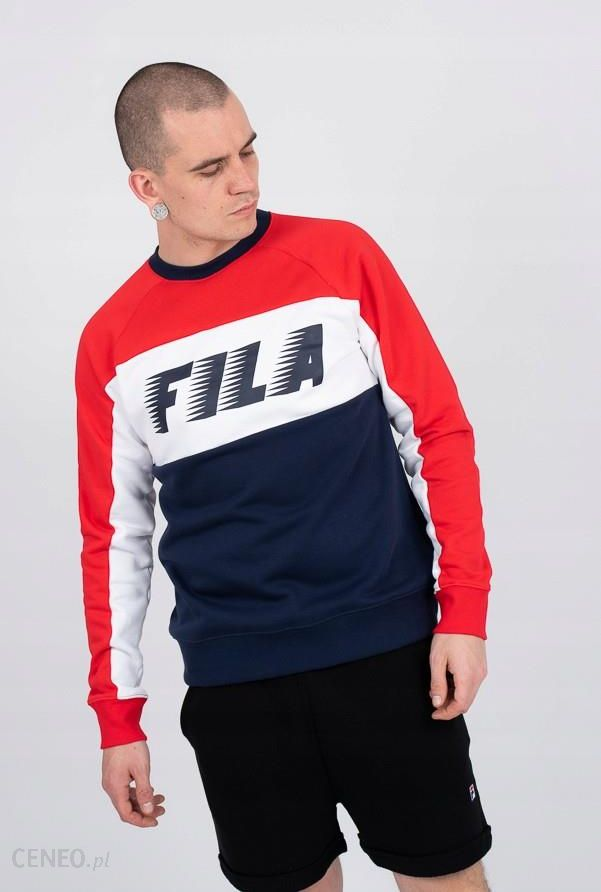 Bluza Fila Layton Colour 684344 A17 r.M Ceny i opinie